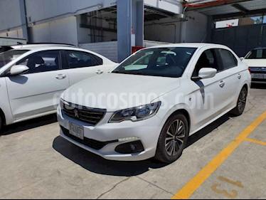 Peugeot 301 4p Allure L4/1.6 Aut 6V usado (2018) color Blanco precio $199,000