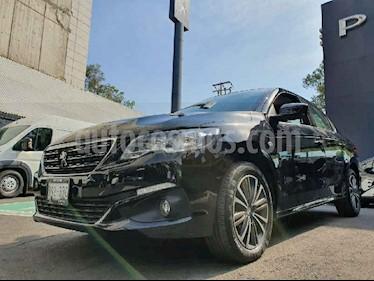 Peugeot 301 4p Allure HDI L4/1.6 Aut usado (2020) color Negro precio $239,900