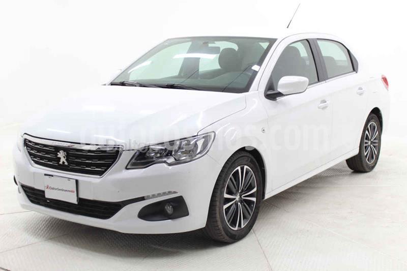 Peugeot 301 Allure Aut usado (2018) color Blanco precio $185,000