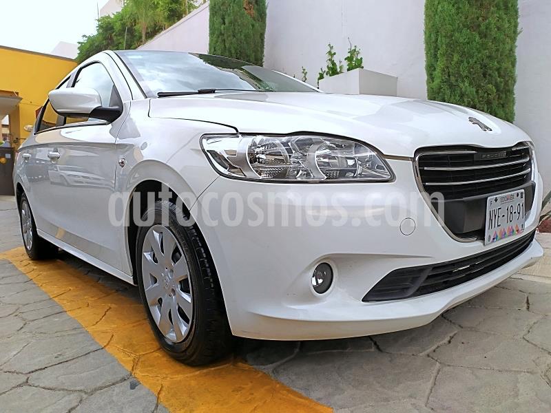 Peugeot 301 Active HDi Diesel usado (2017) color Blanco precio $130,000