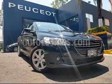 Peugeot 301 Allure usado (2014) color Negro precio $124,900