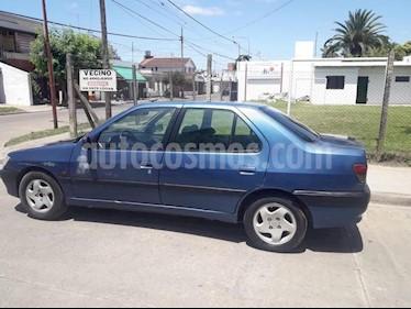 Foto venta Auto usado Peugeot 306 Equinoxe 4P (1996) color Azul precio $54.000