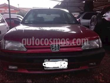 Peugeot 306 SRD 1.9 usado (1997) color Bordo precio $120.000
