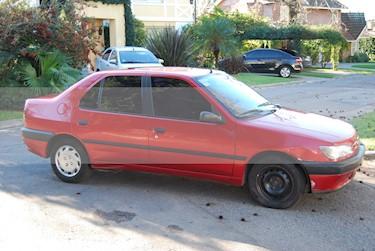 Foto venta Auto usado Peugeot 306 SRD (1996) color Bordo precio $95.000