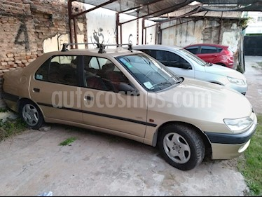 Foto venta Auto usado Peugeot 306 XR 4P  (1997) color Bronce precio $60.000