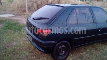 Foto venta Auto Usado Peugeot 306 XR 5P (1997) color Verde precio $95.000