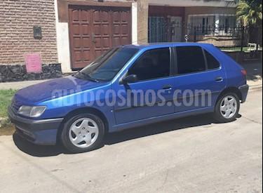 Foto venta Auto usado Peugeot 306 XRD Boreal 5P (1995) color Azul precio $138.000