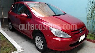 Peugeot 307 3P X-Design usado (2005) color Rojo precio $42,000