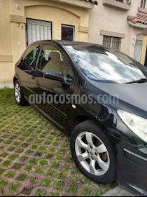 Peugeot 307 3P XSi usado (2007) color Negro precio $60,000