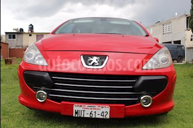 Peugeot 307 3P XSi usado (2007) color Rojo Vivo precio $70,000