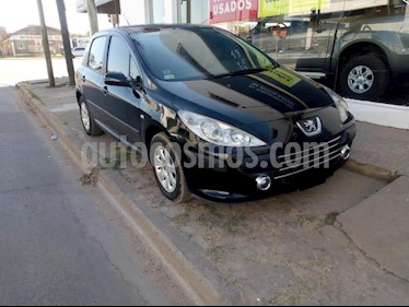 Foto venta Auto usado Peugeot 307 5P 1.6 XS (2008) color Negro precio $270.000