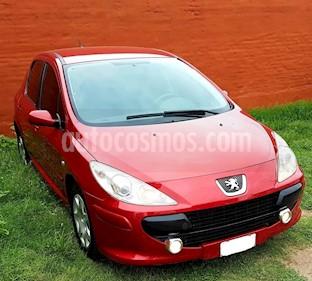 Foto venta Auto usado Peugeot 307 5P 1.6 XS (2009) color Rojo precio $210.000