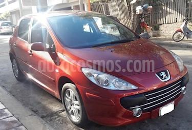 Foto venta Auto usado Peugeot 307 5P 2.0 HDi XT  (2008) color Rojo precio $239.000