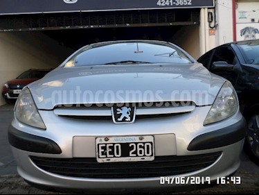 Foto venta Auto usado Peugeot 307 5P 2.0 HDi XT  (2003) color Gris Claro precio $172.000