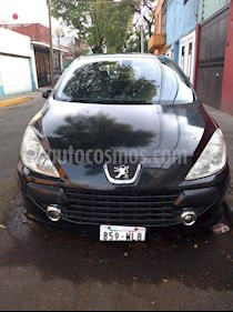 Peugeot 307 5P XT Aut usado (2007) color Negro precio $39,000
