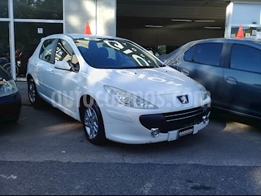 Peugeot 307 5P 1.6 XS usado (2011) color Blanco
