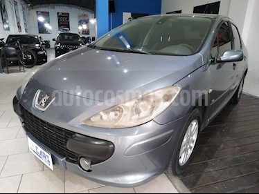 Peugeot 307 5P 2.0 HDi XT Premium usado (2007) color Gris Plata  precio $320.000