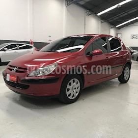 Peugeot 307 5P 2.0 HDi XS usado (2005) color Rojo precio $315.900