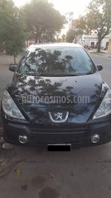 Peugeot 307 4P 2.0 HDi XS usado (2007) color Negro precio $230.000