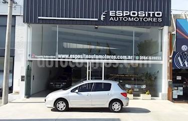 Peugeot 307 5P 1.6 XS usado (2012) color Gris Claro precio $385.000