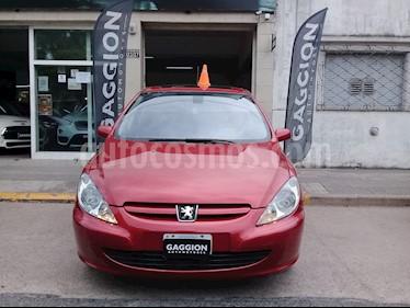 Peugeot 307 5P 2.0 HDi XS Premium usado (2006) color Rojo precio $111.111