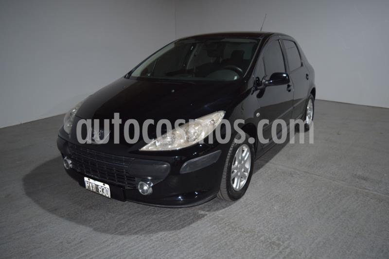 Peugeot 307 5P 1.6 XS usado (2009) color Negro precio $590.000
