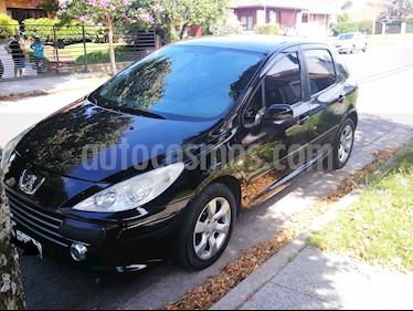 Peugeot 307 4P 2.0 HDi XS usado (2008) color Negro precio $275.000