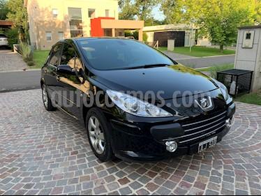 Peugeot 307 5P 1.6 XT Premium usado (2010) color Negro precio $420.000