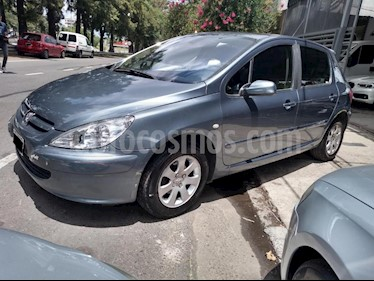 Peugeot 307 5P 2.0 XS HDi Premium usado (2005) color Gris Oscuro precio $245.000