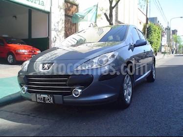 Peugeot 307 4P 2.0 XT Premium usado (2008) color Celeste precio $330.000