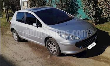Peugeot 307 5P 2.0 XS Premium Tiptronic usado (2006) color Gris Claro precio $250.000