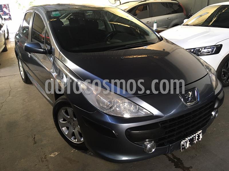 Peugeot 307 5Ptas. 2.0 Hdi XT Premium (90cv) (L06) usado (2006) color Gris Oscuro precio $565.000
