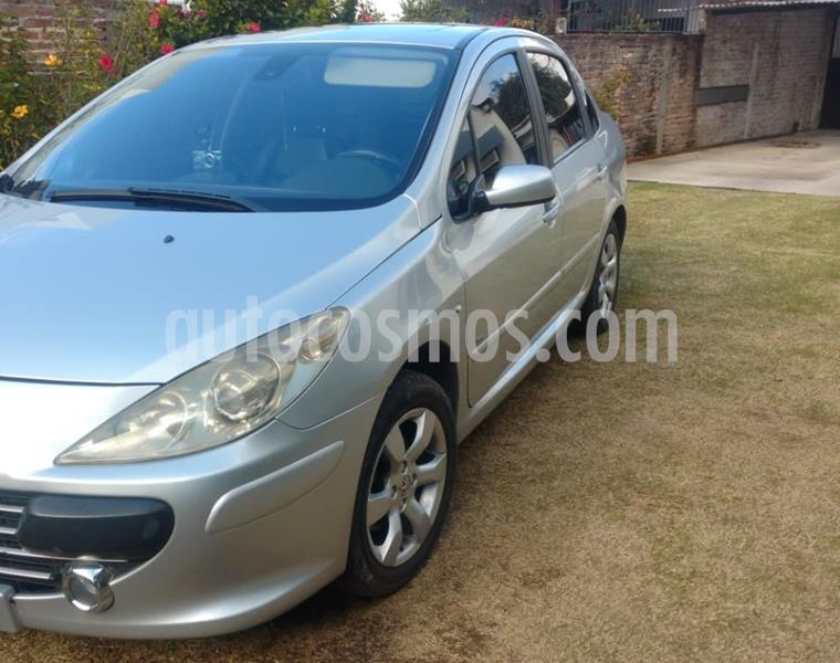 Peugeot 307 4P 2.0 HDi XS Premium usado (2007) color Gris precio $390.000