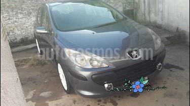 Peugeot 307 5P 1.6 XS usado (2009) color Gris precio $375.000