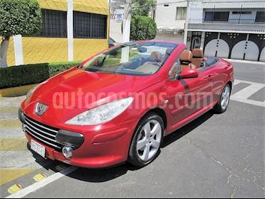 Foto venta Auto usado Peugeot 307 CC Roland Garros (2009) color Rojo precio $109,900