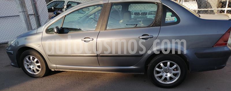 Peugeot 307 4P X-Line usado (2007) color Gris Fer precio $35,000