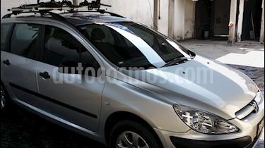 Peugeot 307 SW Aut usado (2004) color Plata precio $90,000