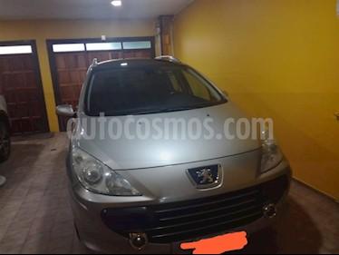 Foto venta Auto Usado Peugeot 307 SW HDi Premium (2007) color Gris precio $210.000