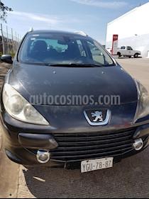 Peugeot 307 SW X-Line Aut usado (2008) color Negro precio $53,000