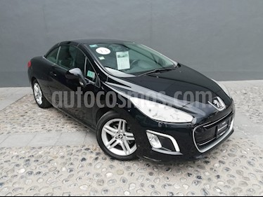 Foto venta Auto usado Peugeot 308 CC 1.6L BVA (2013) color Negro Perla precio $170,000