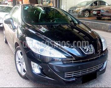 Peugeot 308 CC Turbo Aut usado (2011) color Negro precio $1.250.000