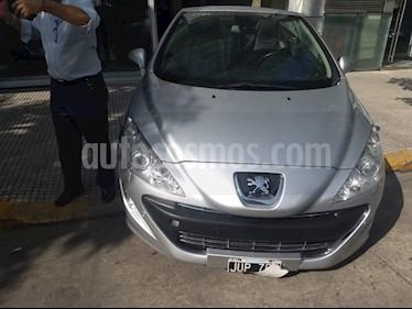Peugeot 308 CC - usado (2011) color Gris precio $1.080.000