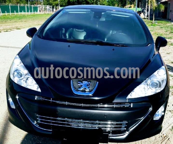Peugeot 308 CC Turbo Aut usado (2011) color Negro precio u$s12.500