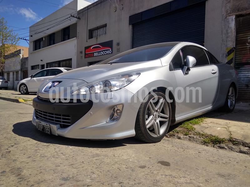Peugeot 308 CC Turbo usado (2011) color Gris Aluminium precio u$s18.000