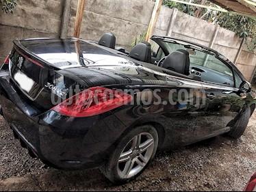 Peugeot 308 CC Sport 1.6L HDi Aut usado (2011) color Negro precio $8.200.000