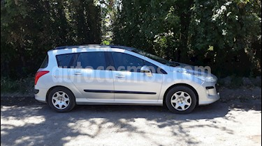 Foto venta Auto usado Peugeot 308 CC Sport 1.6L HDi Aut (2010) color Gris precio $5.700.000