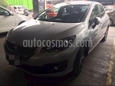 Foto venta Auto usado Peugeot 308 - (2018) color Gris Plata  precio $695.000