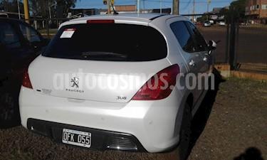 Foto venta Auto usado Peugeot 308 - (2014) color Blanco precio $470.000