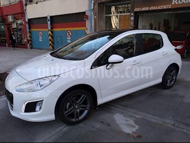 Foto venta Auto usado Peugeot 308 - (2013) color Blanco precio $439.000