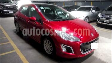 Foto venta Auto Usado Peugeot 308 - (2012) color Bordo precio $359.000
